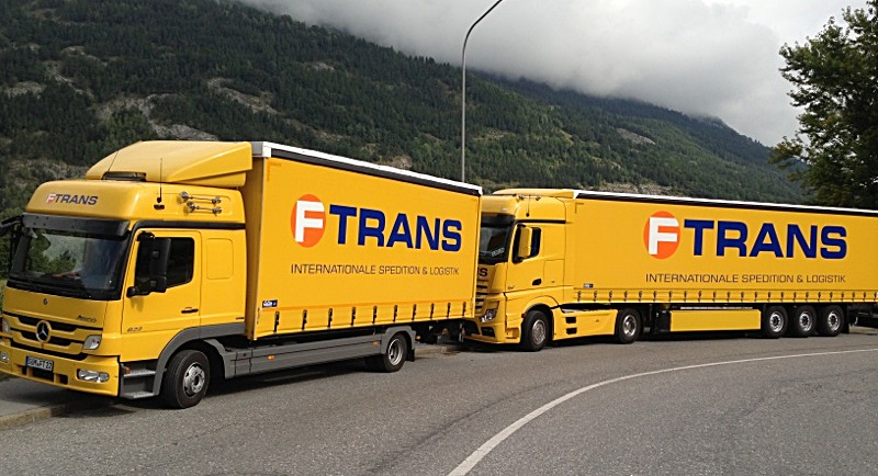 Bergstraßen in der Schweiz